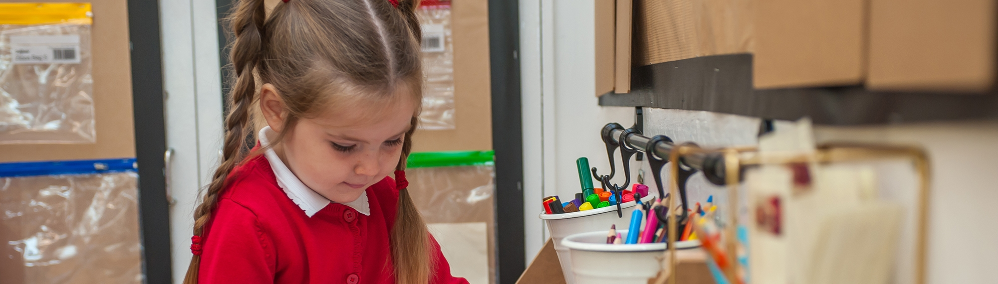 Moorfield Community Primary School Header Image